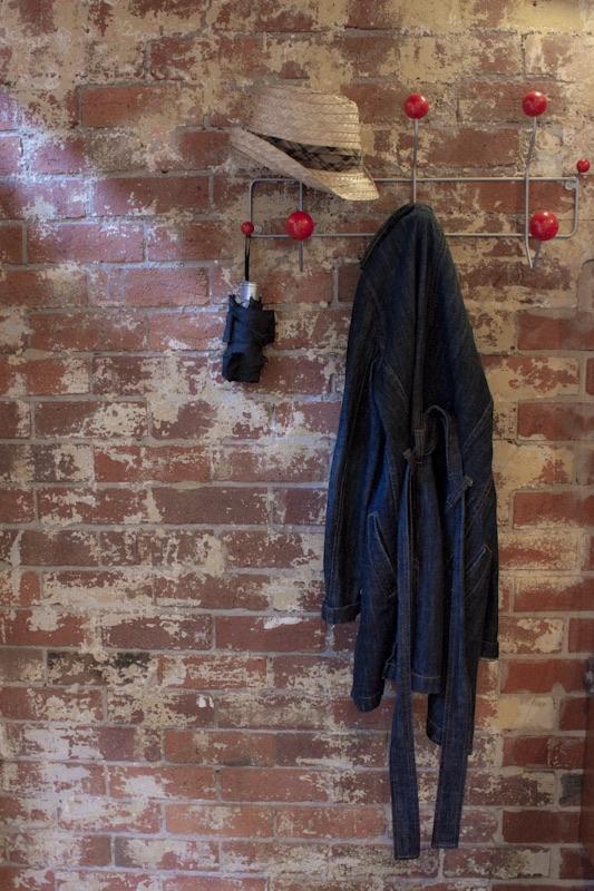 Carl Turner Coat rack - hero